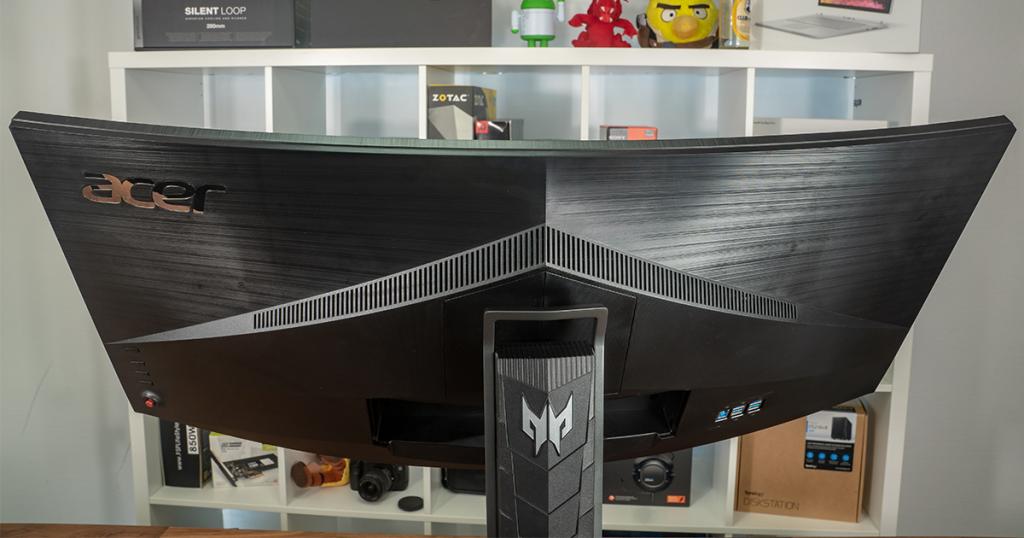 Acer Predator X34P im Test: Luxus-Biest mit kleinen Schwächen