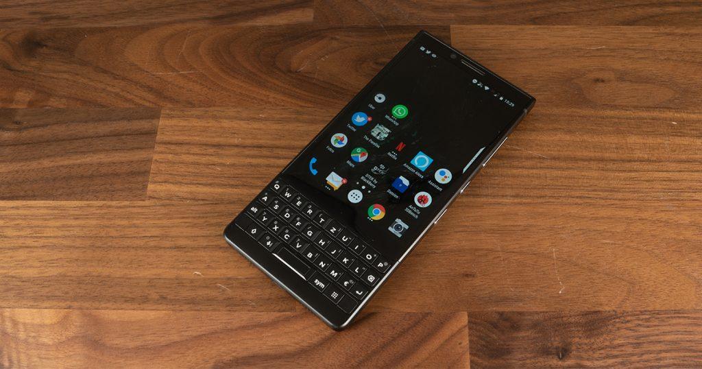 Blackberry KEY2: das gute Nischen-Smartphone