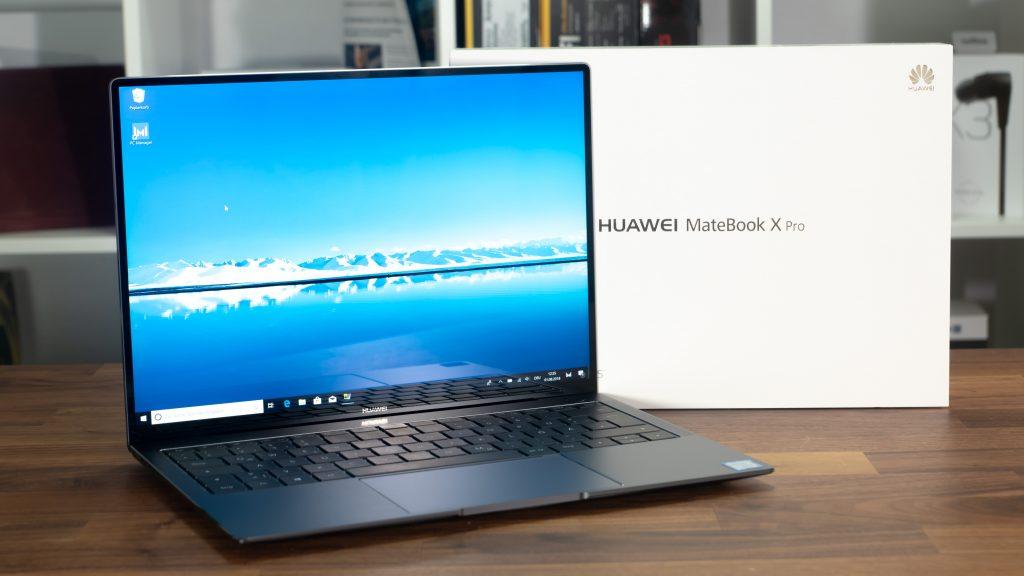Huawei Matebook X Pro – Flach, leicht, stark