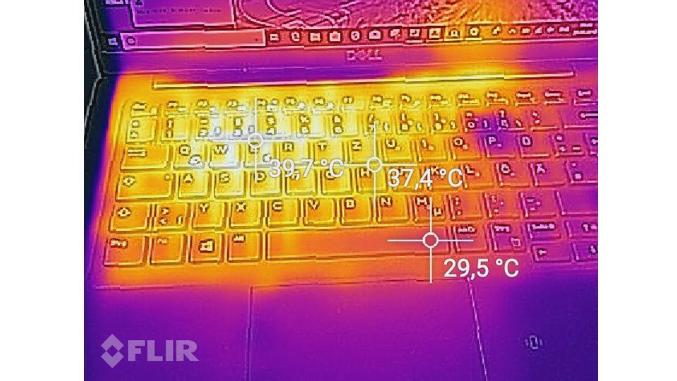 Dell Latitude 7390 Hitze_1