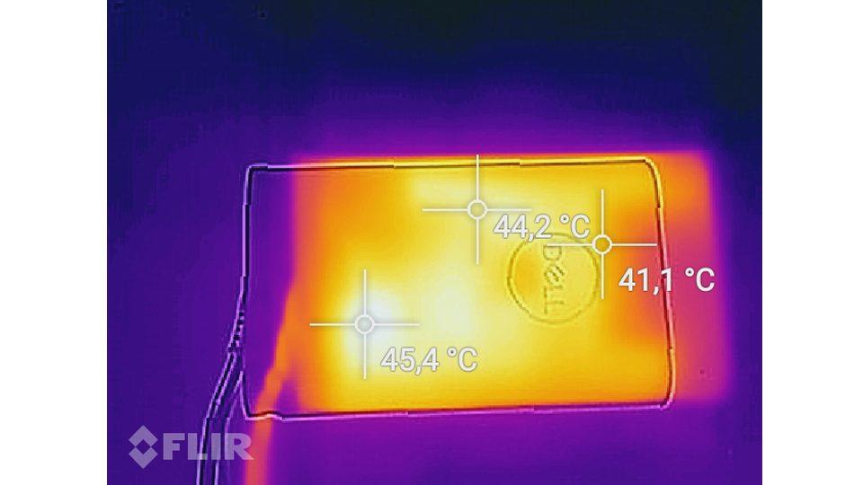 Dell Latitude 7390 Hitze_4