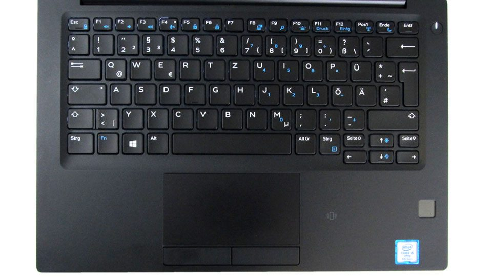 Dell Latitude 7390 Tastatur_1