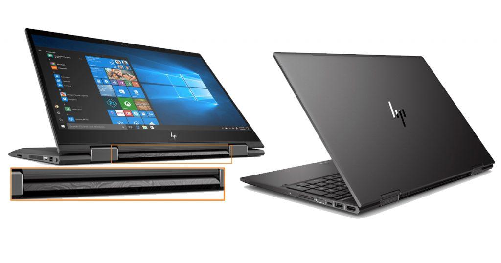 HP ENVY x360 15-cn0003ng – großes 15,6-Zoll Convertible-Notebook mit dem gewissen Extra
