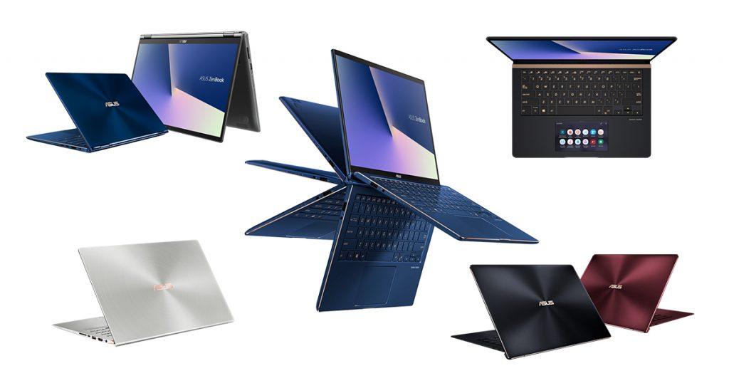 [IFA 2018] ZenBook, ZenBook Pro, ZenBook Flip, ZenBook S – das neue Line-up von ASUS