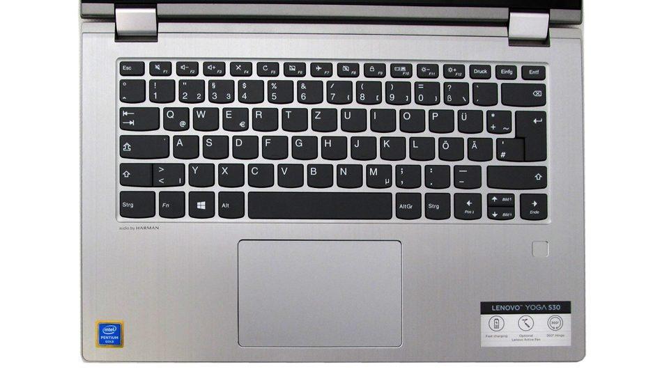 Lenovo Yoga 530-14IKB 81EK00CTGE Tastatur_1