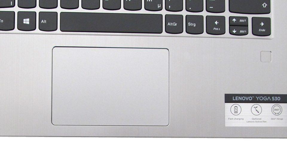 Lenovo Yoga 530-14IKB 81EK00CTGE Tastatur_2