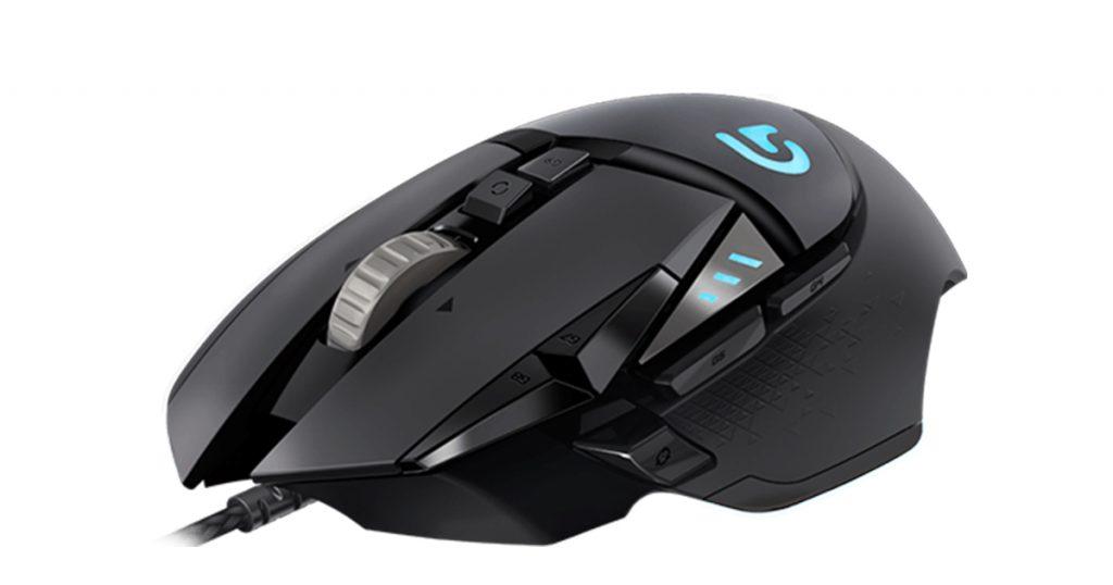 [IFA 2018] Logitech G502 Gaming Maus mit HERO-Sensor und besseren Tasten