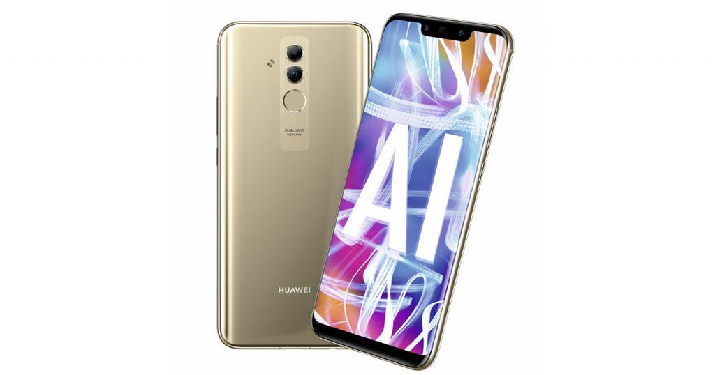 [IFA 2018] Huawei Mate 20 Lite mit doppelter Dual-Kamera vorgestellt