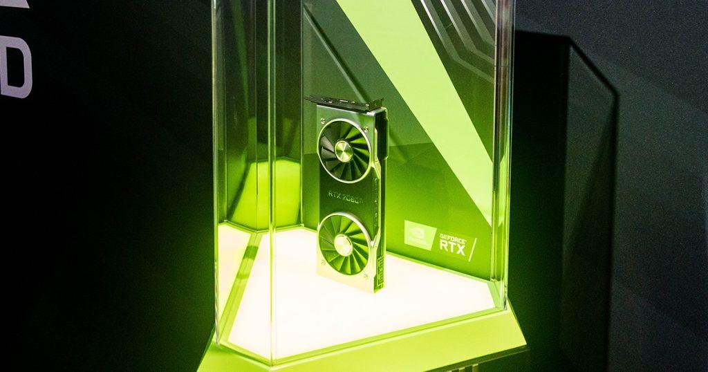 Nvidia Geforce RTX 2070 erscheint Mitte Oktober