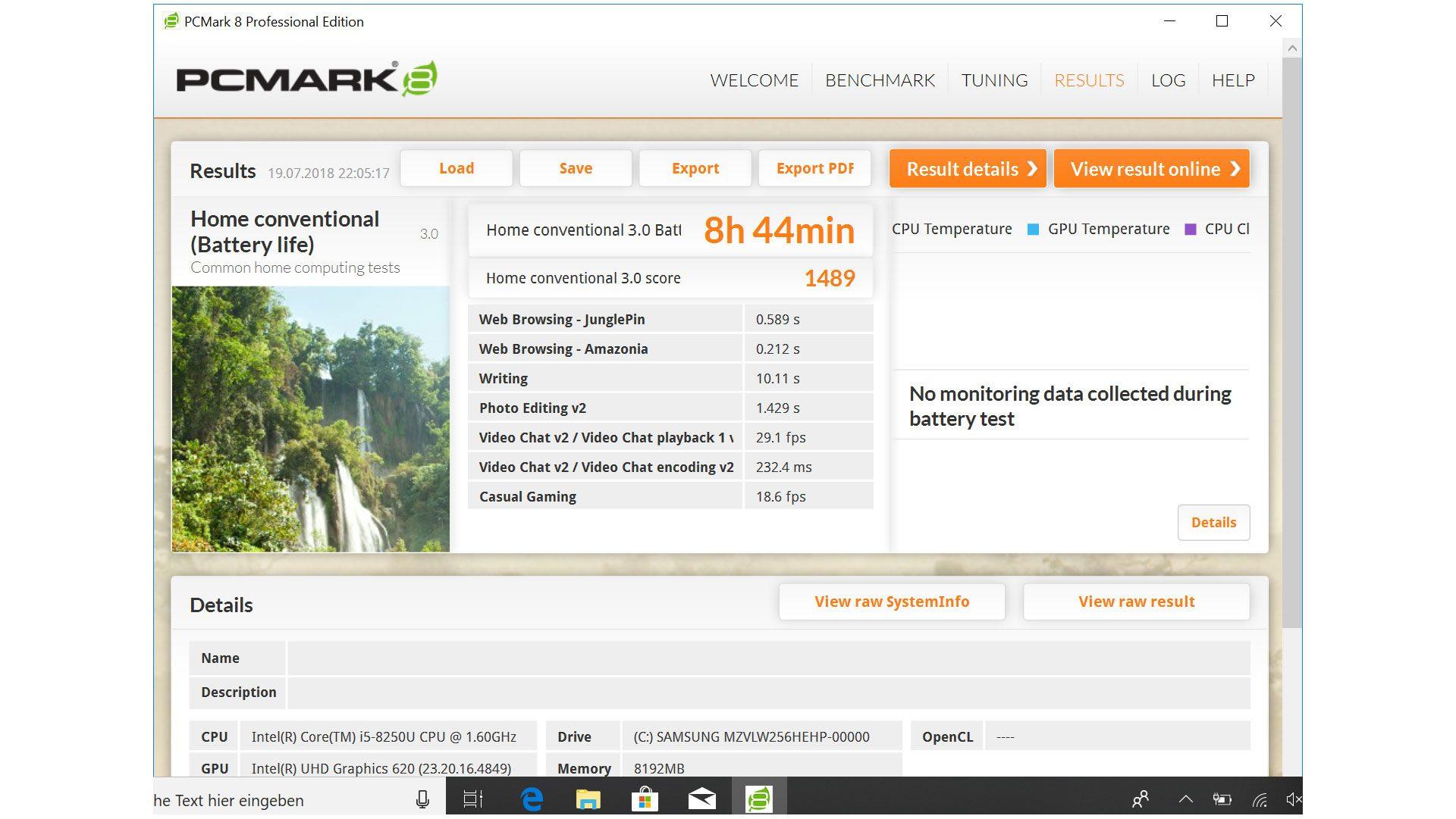 Toshiba Tecra X40-E-10W Benchmark_6