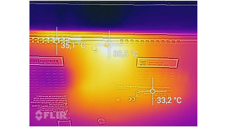 Toshiba Tecra X40-E-10W Hitze_3