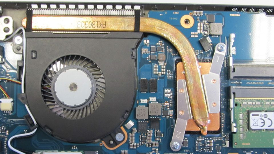 Toshiba Tecra X40-E-10W Innen_5