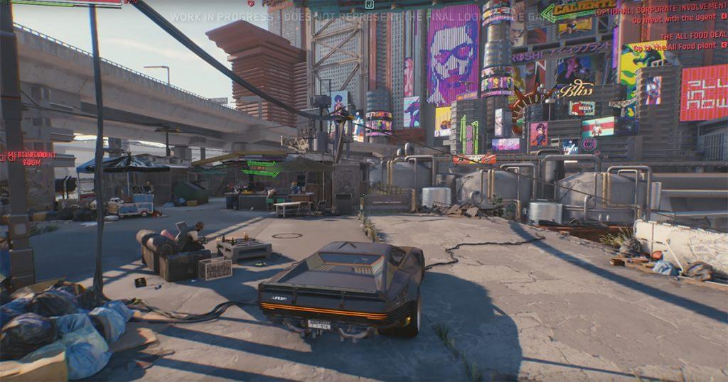 Cyberpunk 2077: CD Projekt veröffentlicht 48-minütiges Gameplay-Video