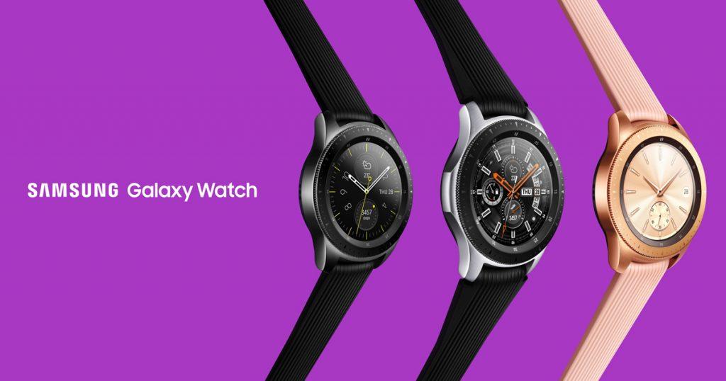 Samsung stellt neue Galaxy Watch vor