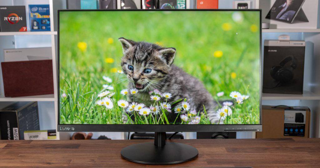 Lenovo L27i: günstiger Allrounder mit Full HD-Display