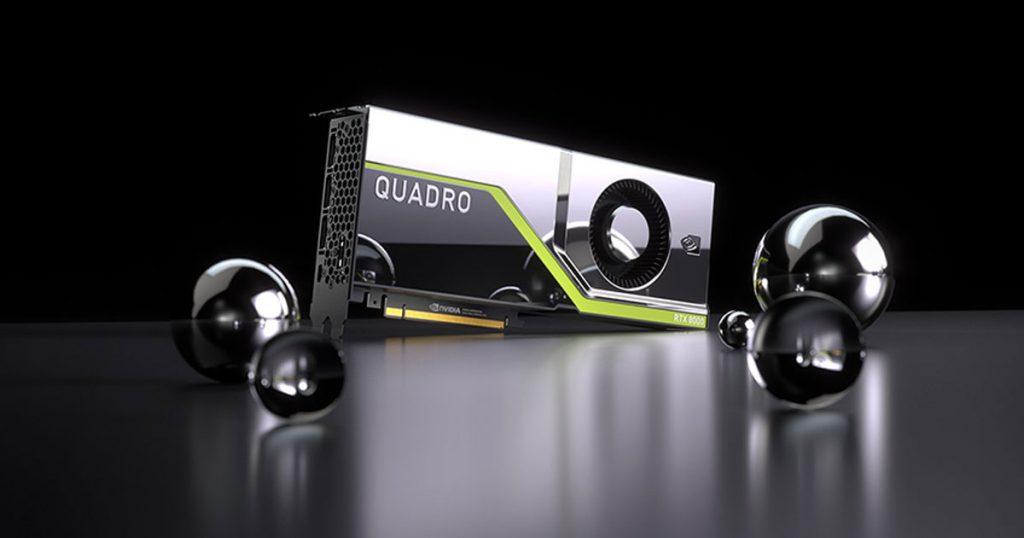 NVIDIA Quadro RTX – Raytracing in Echtzeit ist da
