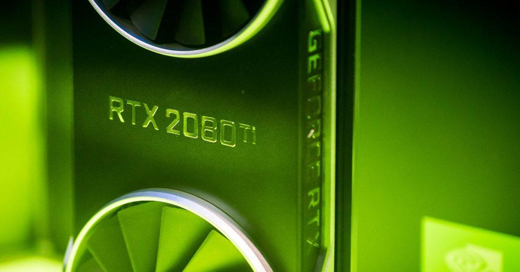 GeForce RTX 2070, 2080 und 2080 Ti: Nvidia stellt neue Grafikkarten mit Raytracing-Fokus vor