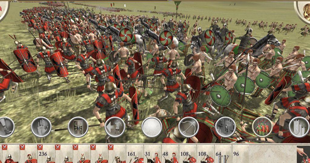 """""""Rome: Total War"""" kommt auf das iPhone"""