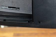 Samsung C43J890 Kensington-Lock