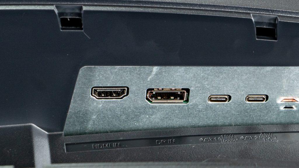 Samsung C43J890 2x USB Typ-C