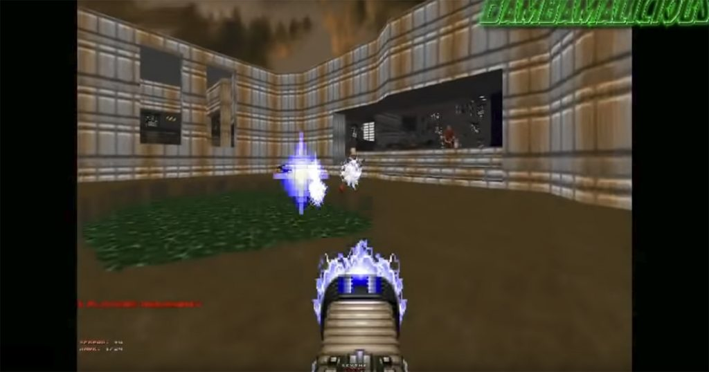 Der Klassiker Doom 2 bekommt den Battle-Royale-Modus
