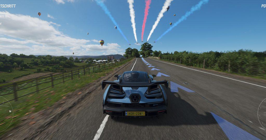 Forza Horizon 4 Demo angespielt: schöne britische Straßen