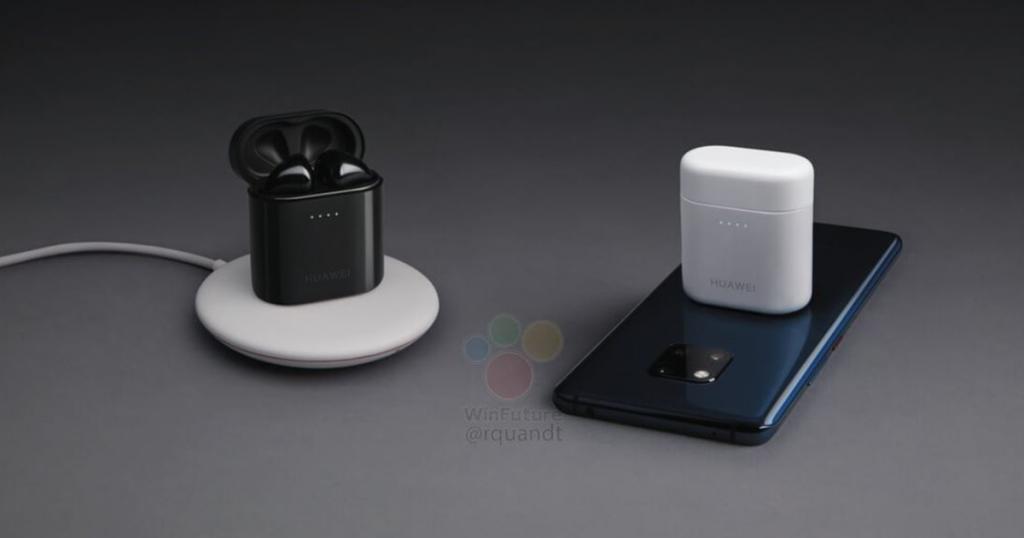 Freebuds 2 Pro: Neue Huawei Kopfhörer lassen sich am Smartphone laden