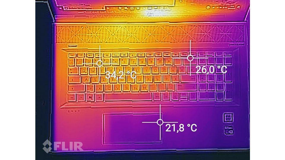 HP Envy 17-bw0003ng Hitze_1