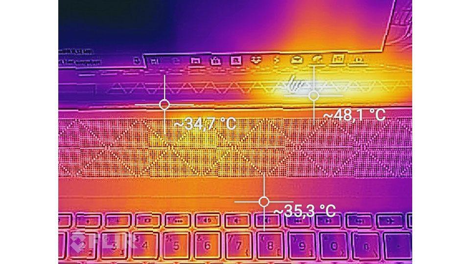 HP Envy 17-bw0003ng Hitze_2