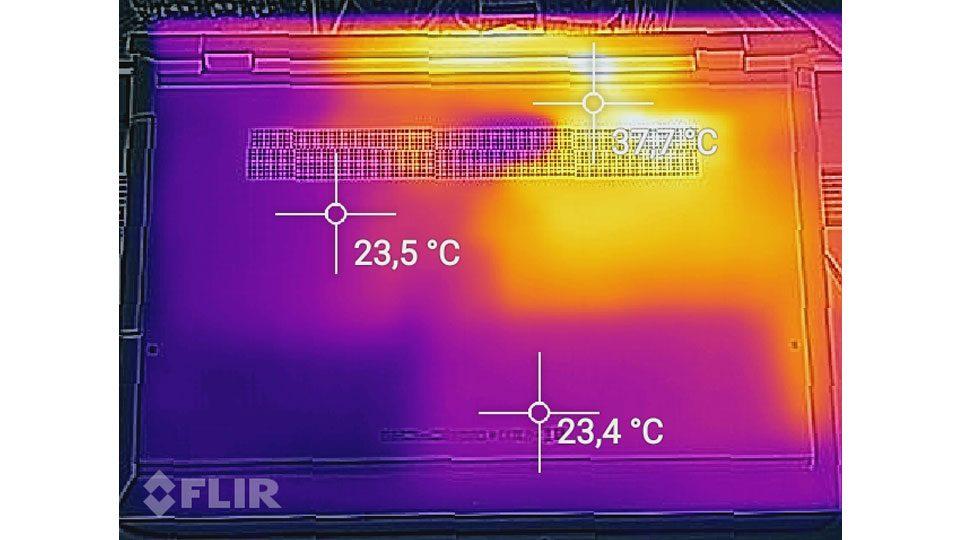 HP Envy 17-bw0003ng Hitze_3