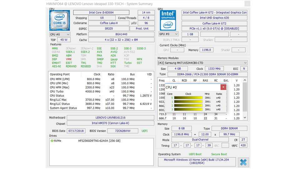 Lenovo Ideapad 330-15ICH 81FK0041GE Hardware_9