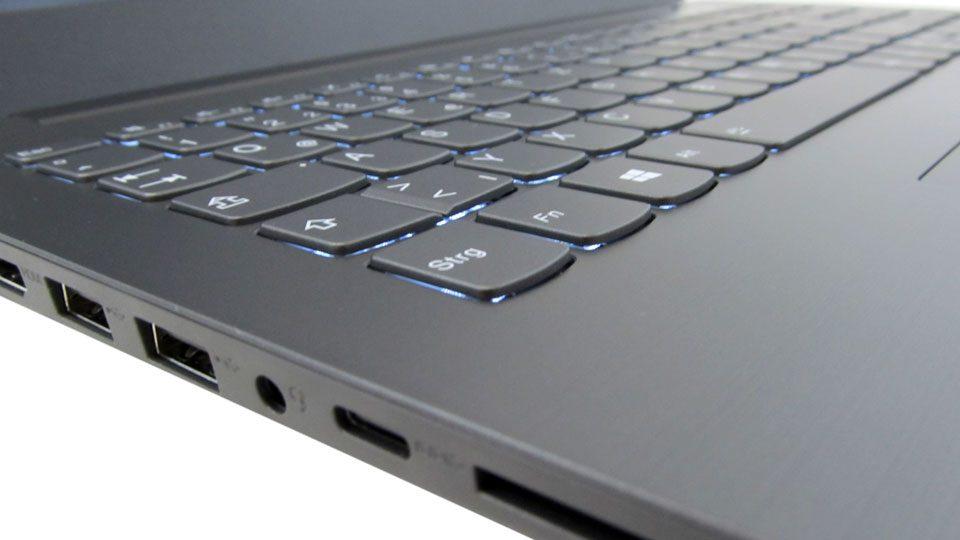 Lenovo Ideapad 330-15ICH 81FK0041GE Tastatur_4