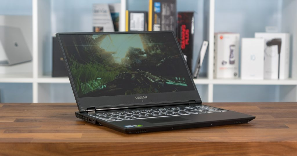 Lenovo Legion Y530-15ICH: erfreulich schlichtes Gaming-Notebook für Einsteiger