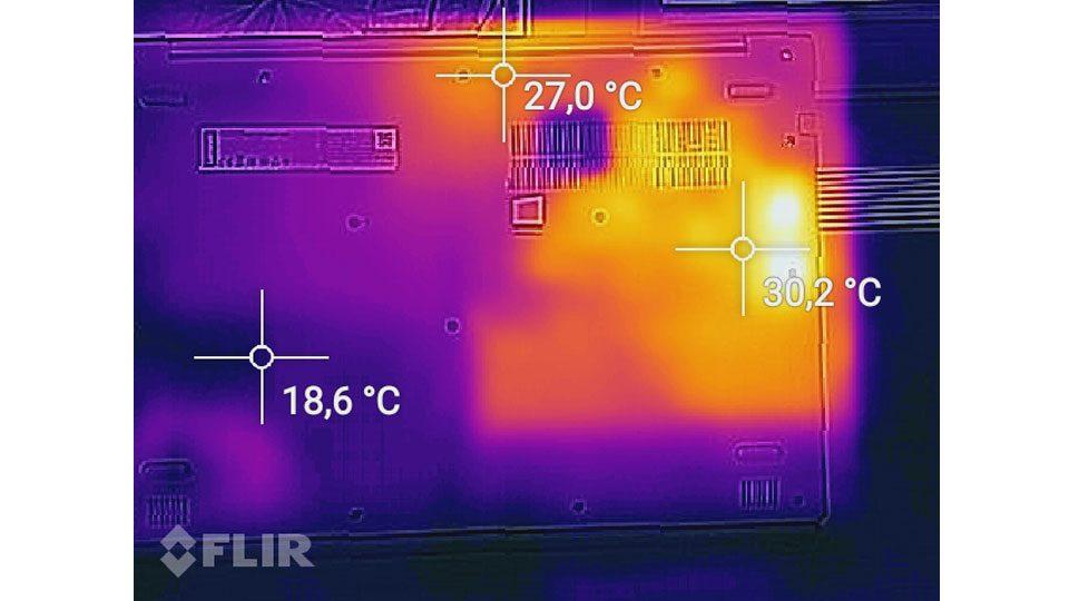 Lenovo V320-17IKBR Hitze_2