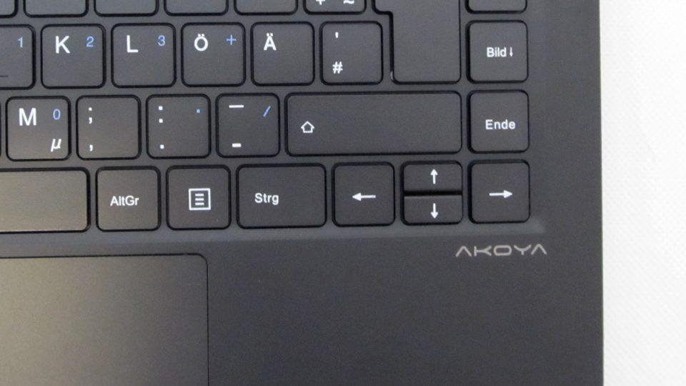 Medion_Akoya_E4253 Tastatur_3