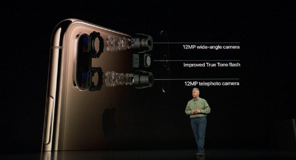 apple iphone xs kamera