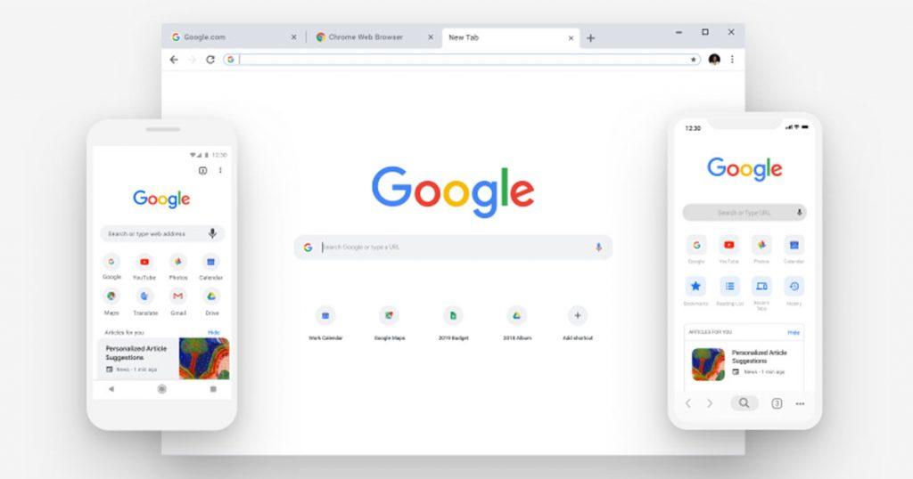 Zum 10-jährigen: Google Chrome im neuen Gewand und mit verbesserten Funktionen