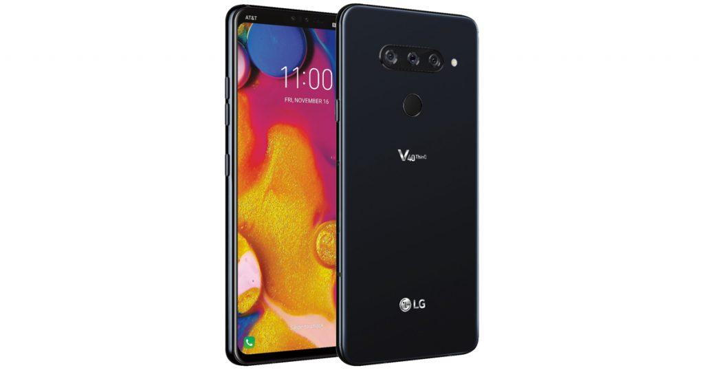 Fünf Kameras: LG teasert das V40 ThinQ an