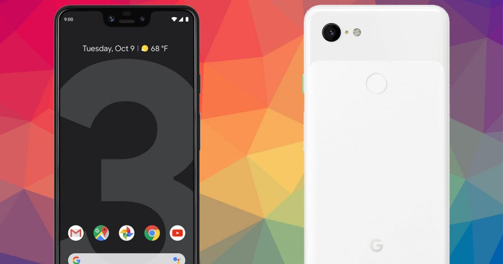 Google Pixel 3: Offizielle Fotos aufgetaucht?
