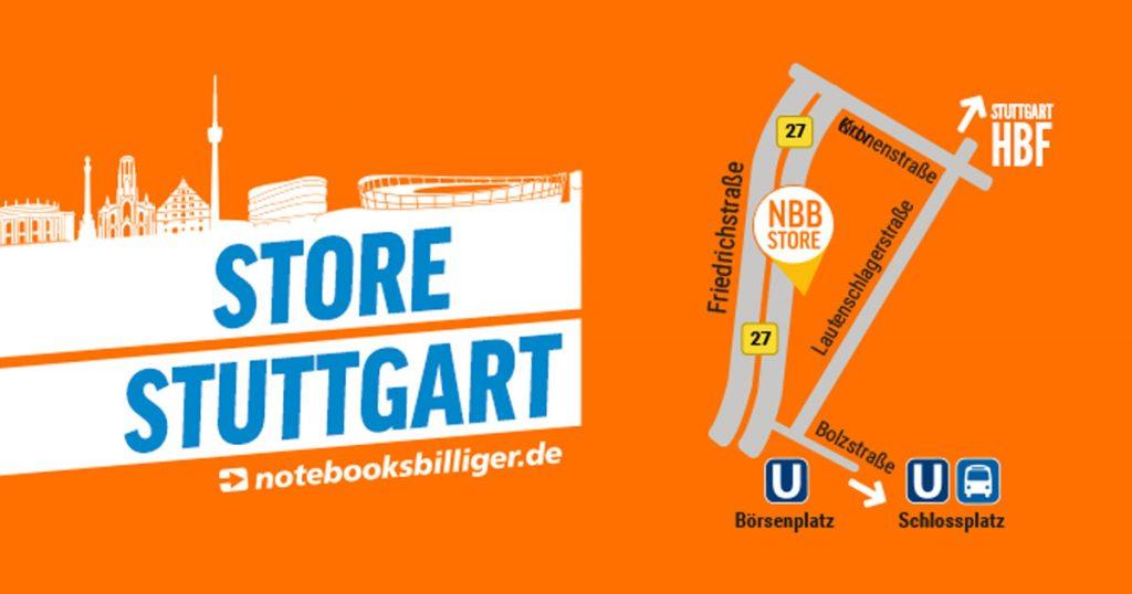 Stuttgart wir kommen! Am 22.09.2018 eröffnet unser neuer Store!