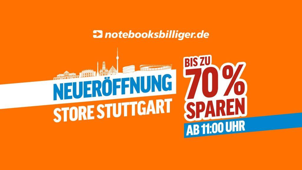 Wir eröffnen unseren neuen Store in Stuttgart