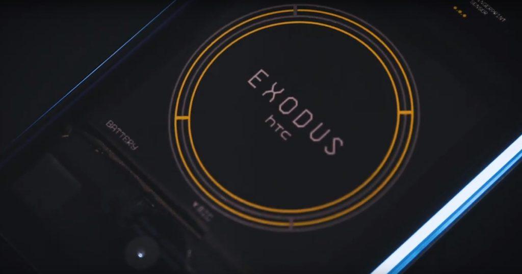 HTC Exodus: Blockchain-Smartphone kann vorbestellt werden