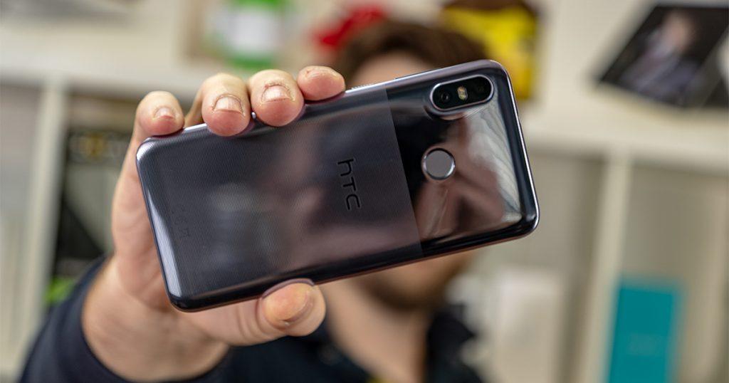 HTC U12 Life im Test: ein Schritt in die richtige Richtung