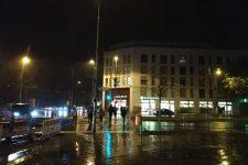 HTC U12 Life draußen & Nacht
