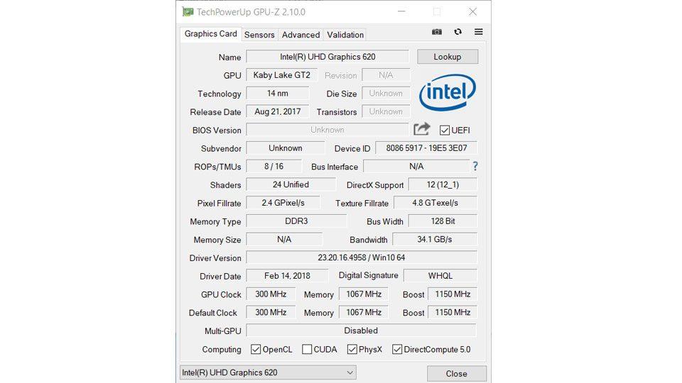 HUAWEI MateBook D W60B Hardware_7