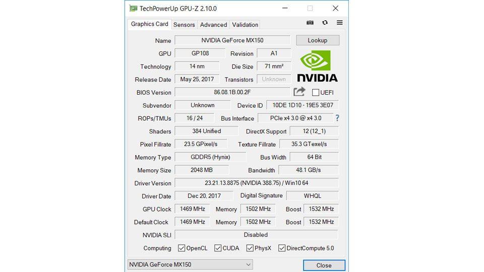 HUAWEI MateBook D W60B Hardware_8