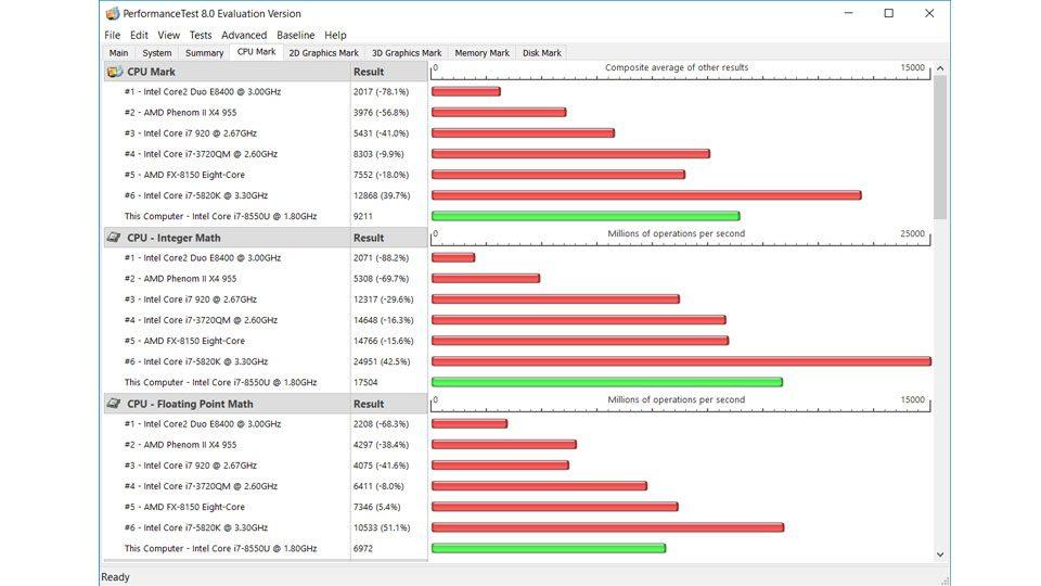 HUAWEI MateBook D W60B Vergleich_2