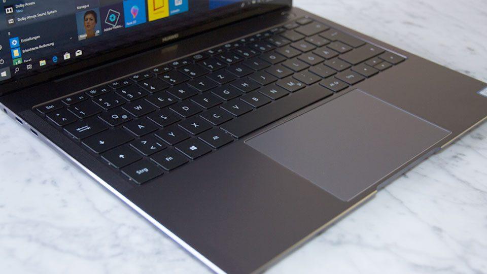 Huawei Matebook X Pro Tastatur_2