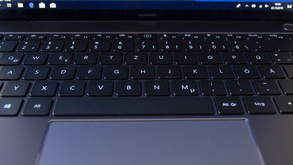 Huawei Matebook X Pro Tastatur_3