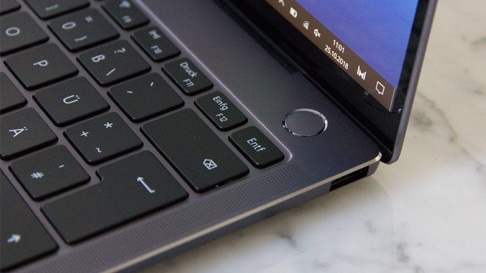 Huawei Matebook X Pro Tastatur_5
